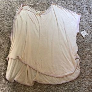 NWT Free people Pluto top